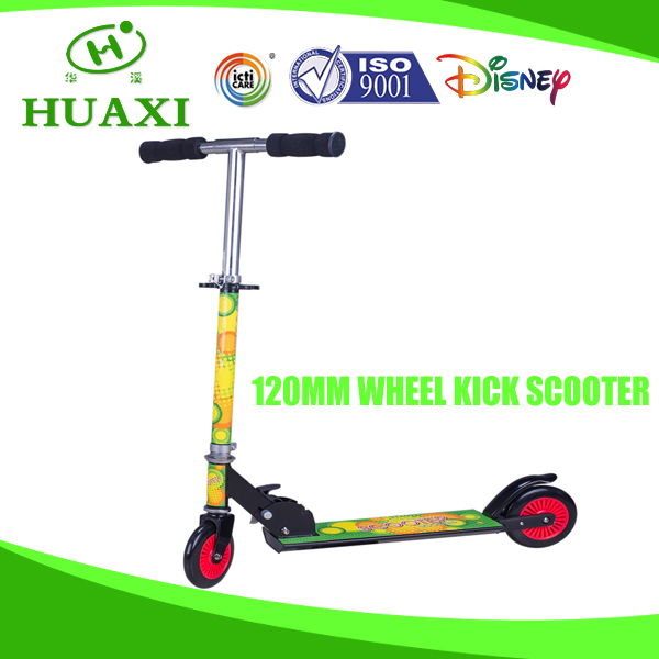 120MM KICK SCOOTER
